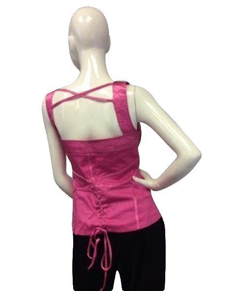 Entry Tank Top Pink Sz L SKU 000090