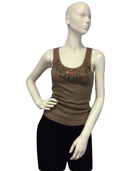 Old Navy Tank Top Brown Size S SKU 000090