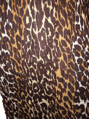 Z of Us Animal Print Skirt Size M (SKU 000144)