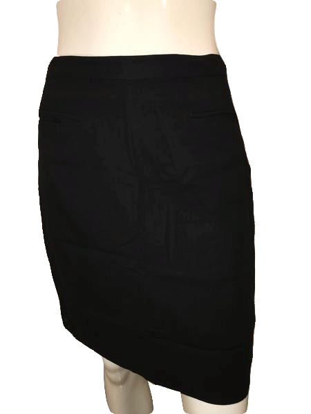Banana Republic Black Skirt Size 8 SKU 000154