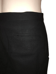 Banana Republic Black Skirt Size 8 (SKU 000154)