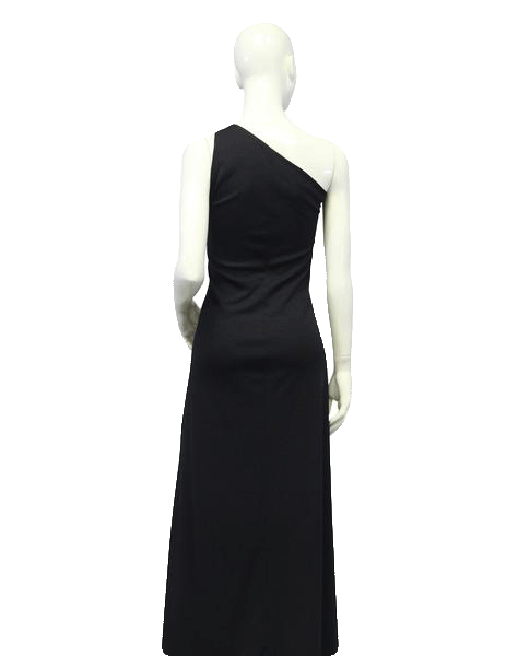 Leslie Fay Black Tie Affair Dress Sz M/L (SKU 000068)