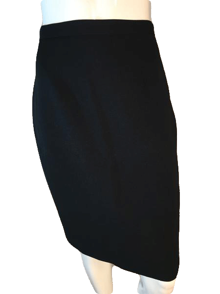 4a76ef203c Chaus Above Knee Length Black Professional Skirt Size 4 (SKU 000202 ...