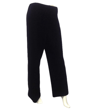 Velvet Midnight Pants Sz 8