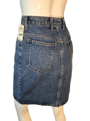 SKIRT Guess Jeans Classic 5 Pocket Denim Skirt Size 29 (SKU 000202)