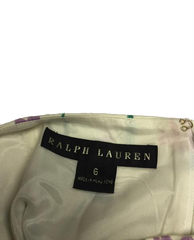 Ralph Lauren Black Label Bring In Spring Skirt Sz 6 (SKU 000029)