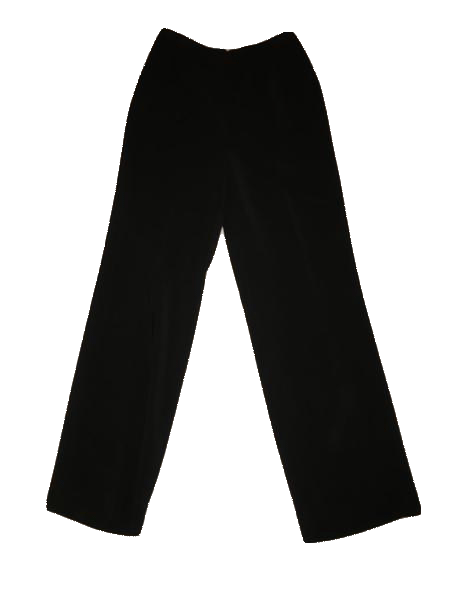 Collections for Le Suit Black Pants Size 6 SKU 000122