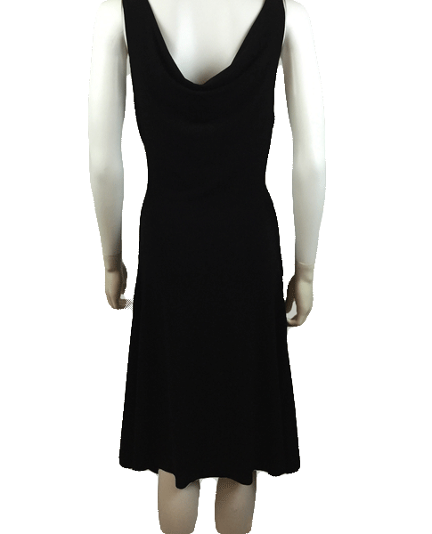 Let's Go Dancing Dress Little Black Dress Size Large (SKU 000061)