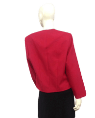 Red Boardroom Blazer Size 20P (SKU 000050)