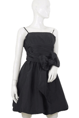 BCBG Little Black Bubble Dress Size 2 (SKU 000097)