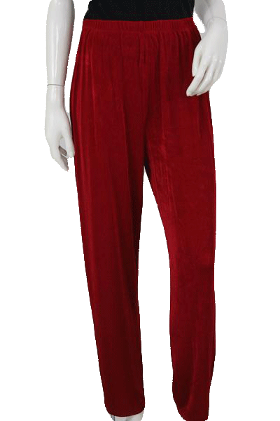 Red Travelers Pants Size XL SKU 000092
