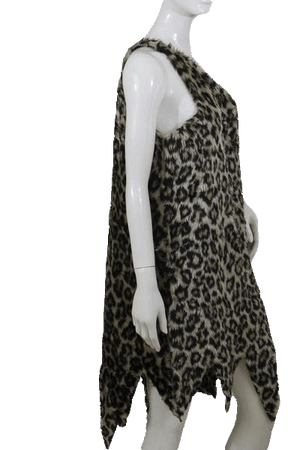 California Costume Collection Animal Print Dress Size Extra Large SKU 000105