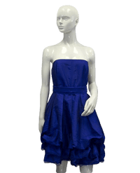 Romeo & Juliet Couture Dress Strapless Size Large SKU 000075