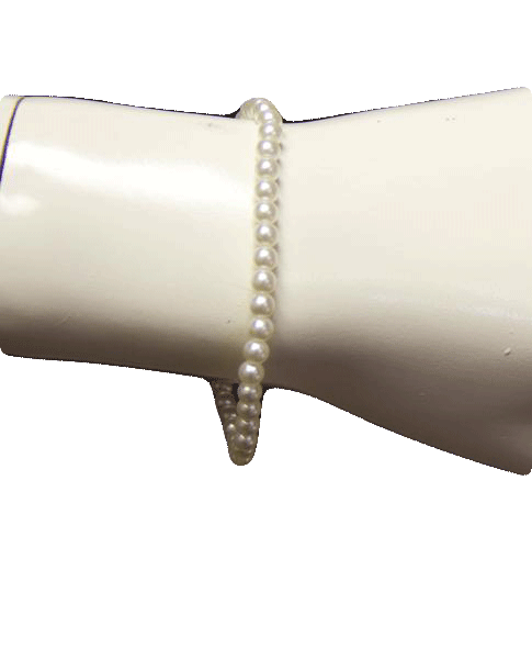 "Pearly PepMISSING Your Stretch Bracelet 6.25"" (SKU 000083)"