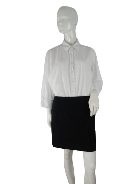 White House Black Market Skirt Black Size M SKU 000197-4