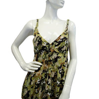 INC Camoflauge Dress Size Large (SKU 000077)