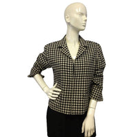 Jones' New York 70's Blazer Herringbone Size 12 SKU 000035