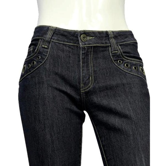 Legend Hooked On You Jeans Sz 8 (SKU 000002)
