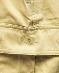 Ralph Lauren Tan Skirt with Cargo pockets Sz 6P (SKU 000020)