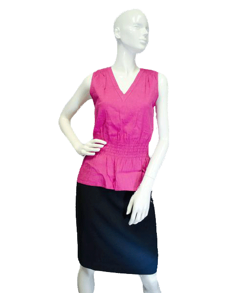 Theory 90's Think Pink Top Size P SKU 000023