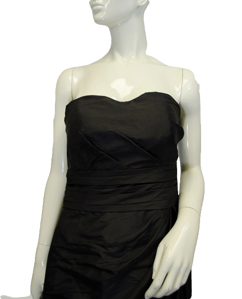 D'Zage Wedding Parties Strapless Dress Size 12 SKU 000068