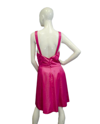 Ellen Tracy Magenta Dress Size 4 (SKU 000078)