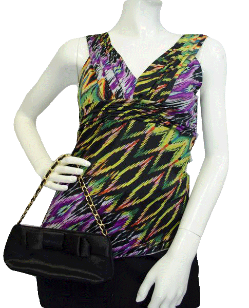 Bisou Bisou 80's Tank Top Muli-colored Size Medium (SKU 000023)