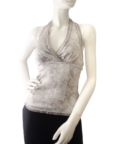 The Limited Shades of Grey Halter Top Size XS (SKU 000025)