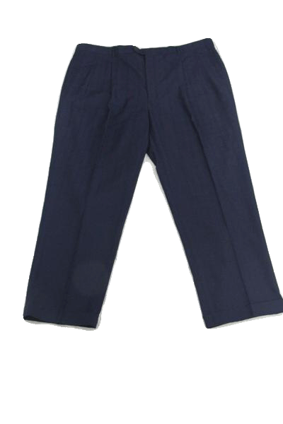 Bertucci Classic Men's Navy Dress Pants SKU 000159
