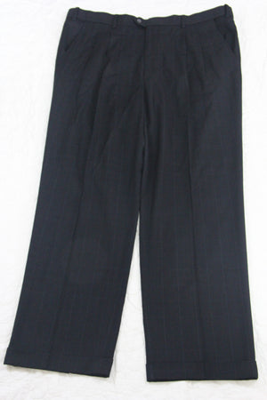 Designers on a Dime Black Tuxedo Pants (SKU 000164) - Designers On A Dime
