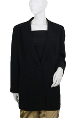 Liz Claiborne Black Jacket (SKU 000167)