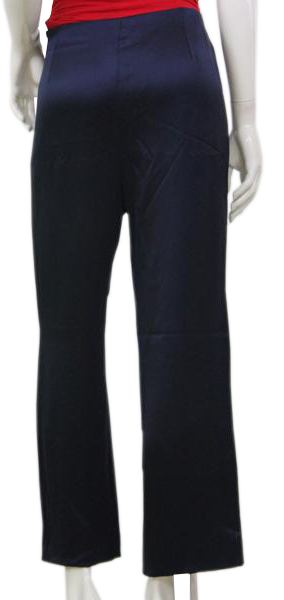 Designers on a Dime Navy Crop Pants SKU 000171