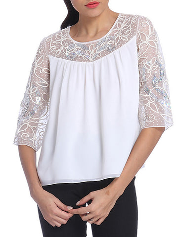 Sequin Party Wear Tops for women