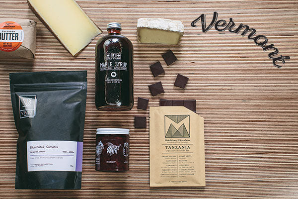 vermont gifts for the holidays