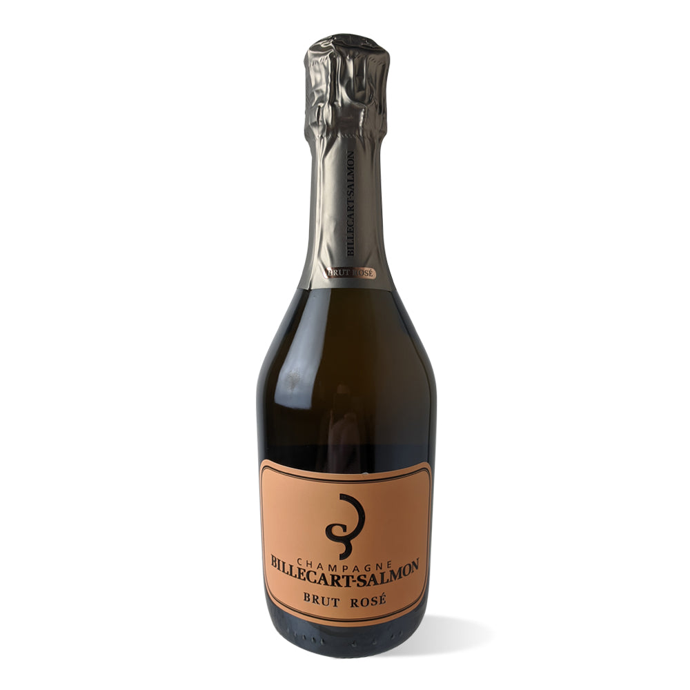 Billecart Salmon Brut Rose NV 375ML