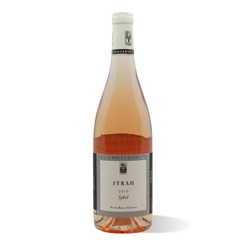 Cuilleron IGP Syrah Rose Sybel 2019