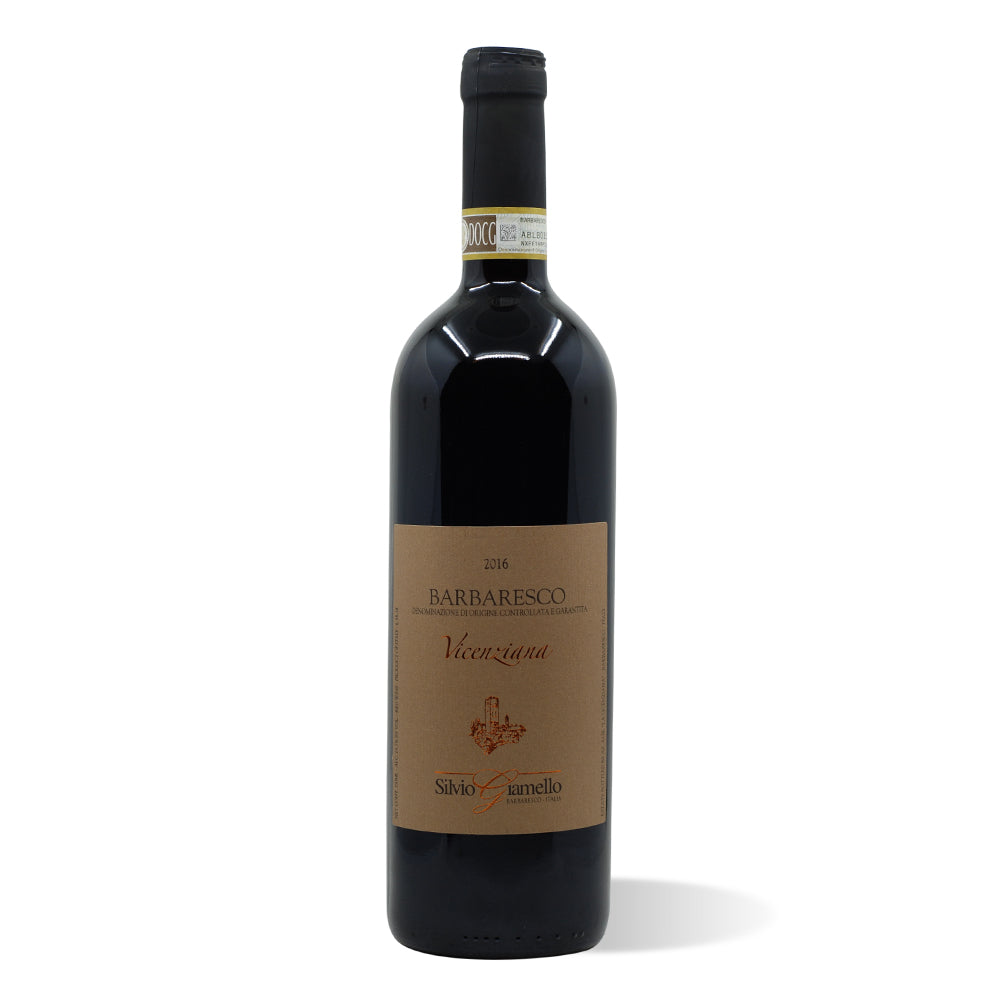 Giamello Barbaresco Vincenziana 2016