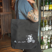 Load image into Gallery viewer, Bike Girl Tote