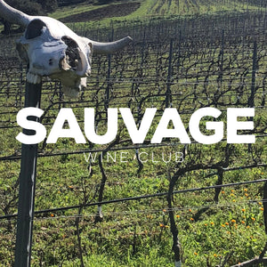 Sauvage Wine Club - Pre-Paid - 1 Month - Pickup - Stowe