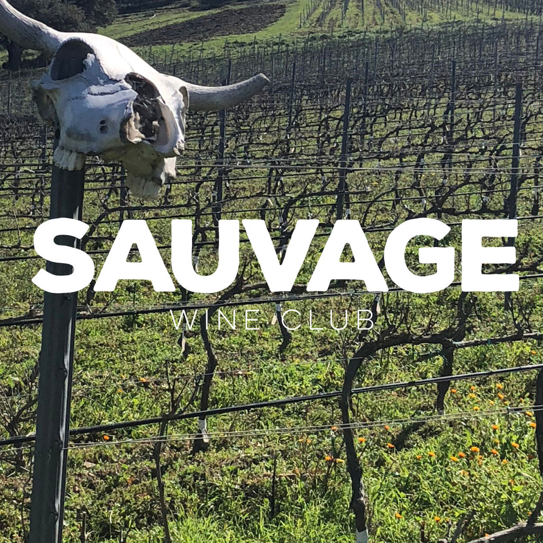 Sauvage Wine Club - Monthly Recurring - Pickup - Middlebury