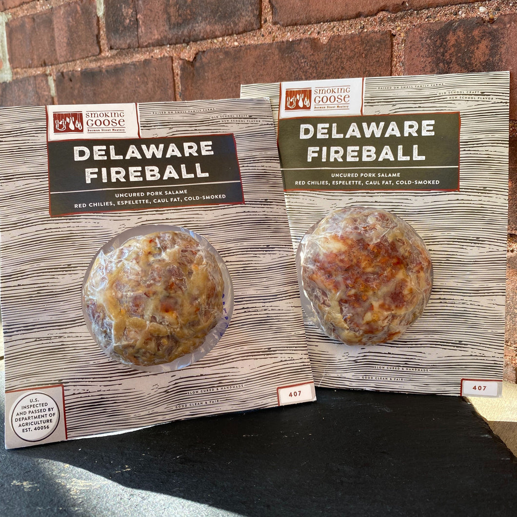 Smoking Goose Meatery Delaware Fireball