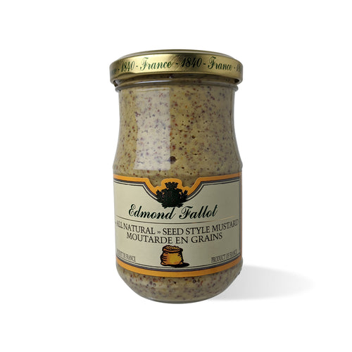 Fallot Whole Grain Mustard 210gm