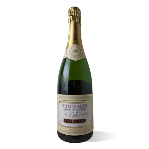 Foreau Vouvray Brut Reserve 2005