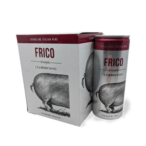 Scarpetta Frico Lambrusco NV Can 4 pack