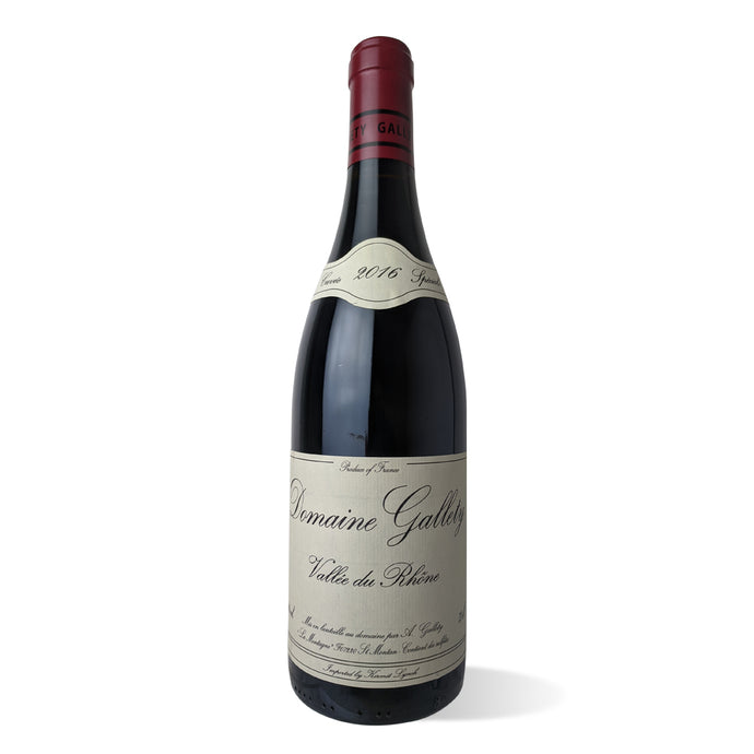 Gallety Cotes du Vivarais Rouge 2016