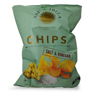 Ibiza Salt & Vinegar Chips 125g
