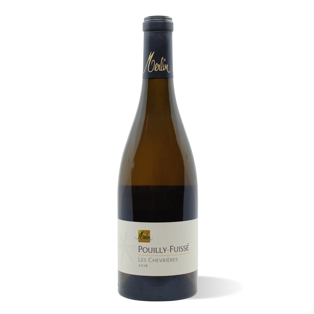 Olivier Merlin Pouilly Fuisse Les Chevrieres 2016
