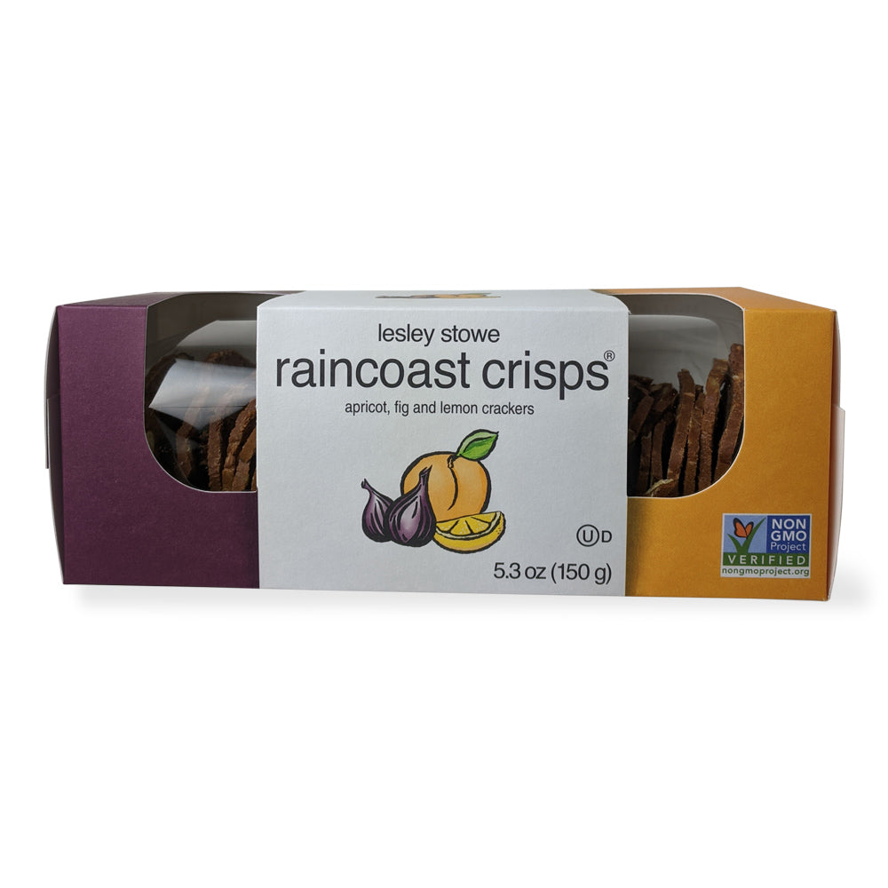 Raincoast Crisps Apricot Fig