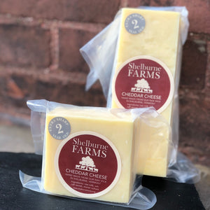 Shelburne Farms 2-Year Cheddar