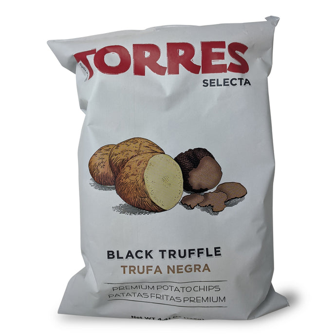 Torres Truffle Chips Large 125gr